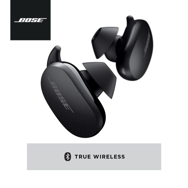 Bose QuietComfort Noise Cancelling Earbuds - True Wireless Earbuds, Bluetooth In-ear headphones, the Worlds Most Effective Noise Cancelling Earbuds Singapore