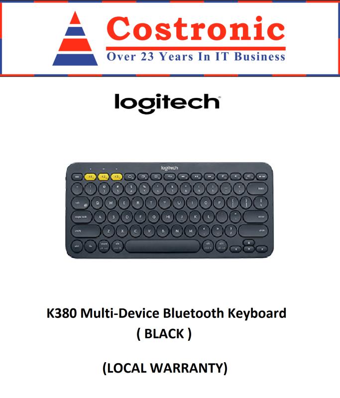 Logitech K380 Multi-Device Bluetooth Keyboard Singapore