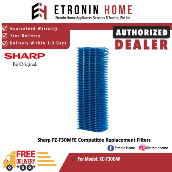 Sharp FZ30MFE Compatible Replacement Filters for KC-F30E Singapore