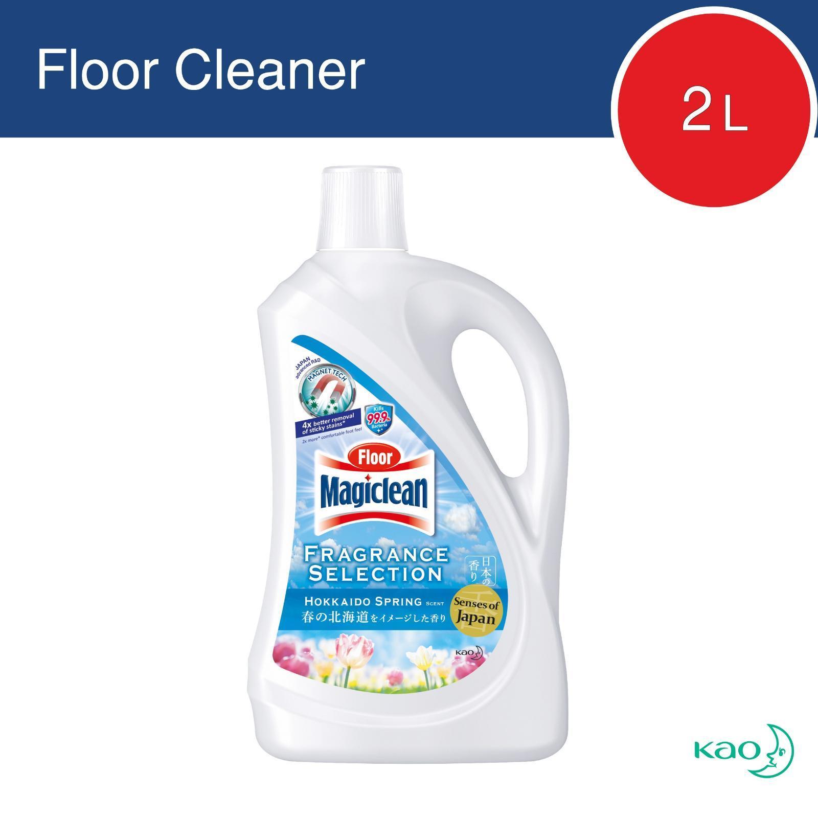 MAGICLEAN Floor Cleaner Hokkaido Spring 1.8L