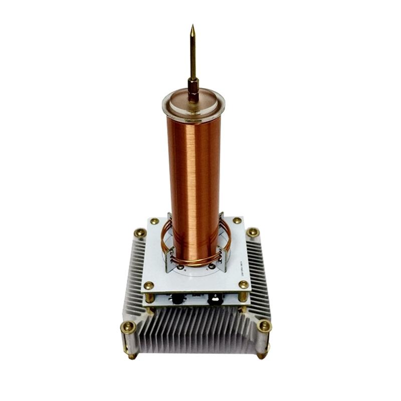 Bảng giá Music Tesla Coil Arc Plasma Loudspeaker Wireless Transmission Experiment Desktop Toy Model US Plug