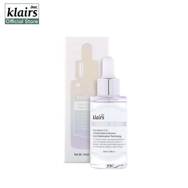Buy Klairs Freshly Juiced Vitamin Drop Singapore