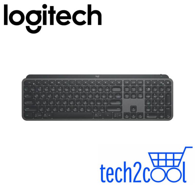 Logitech MX Keys Advanced Illuminated Wireless Keyboard Singapore