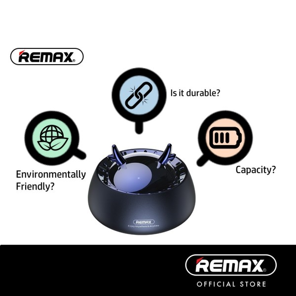 Remax RM-C45 Yilu High Quality Removeable & Washable Glue And Family Friendly Aroma Diffuser Singapore
