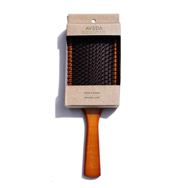 Buy AVEDA Wooden Mini Paddle Brush -100% Authentic Singapore
