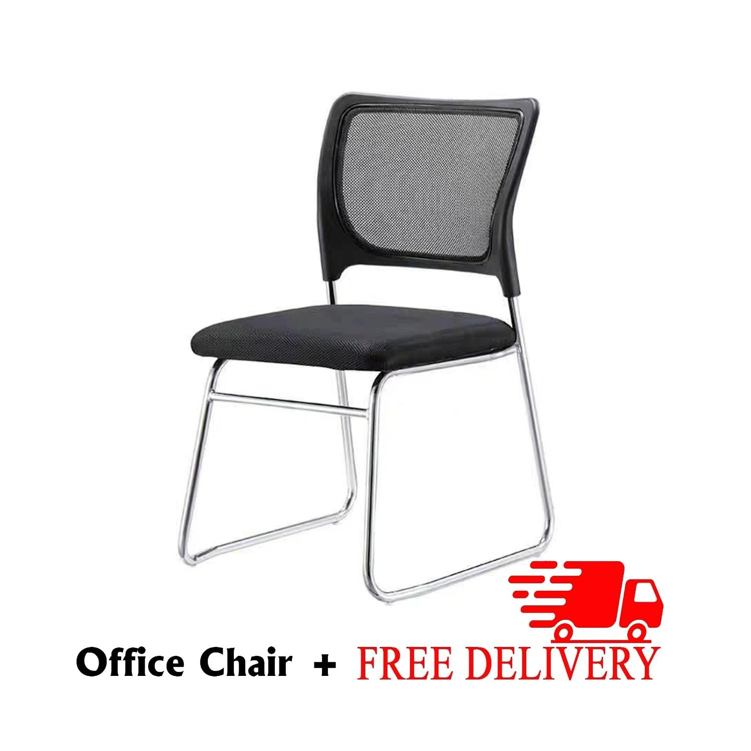 LIVING MALL_Coretta Office Chair_FREE DELIVERY