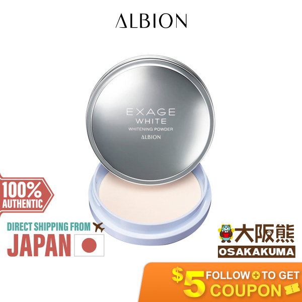 Buy ALBION EXAGE Whitening Powder 18g [Ship from SG / 100% Authentic] Singapore