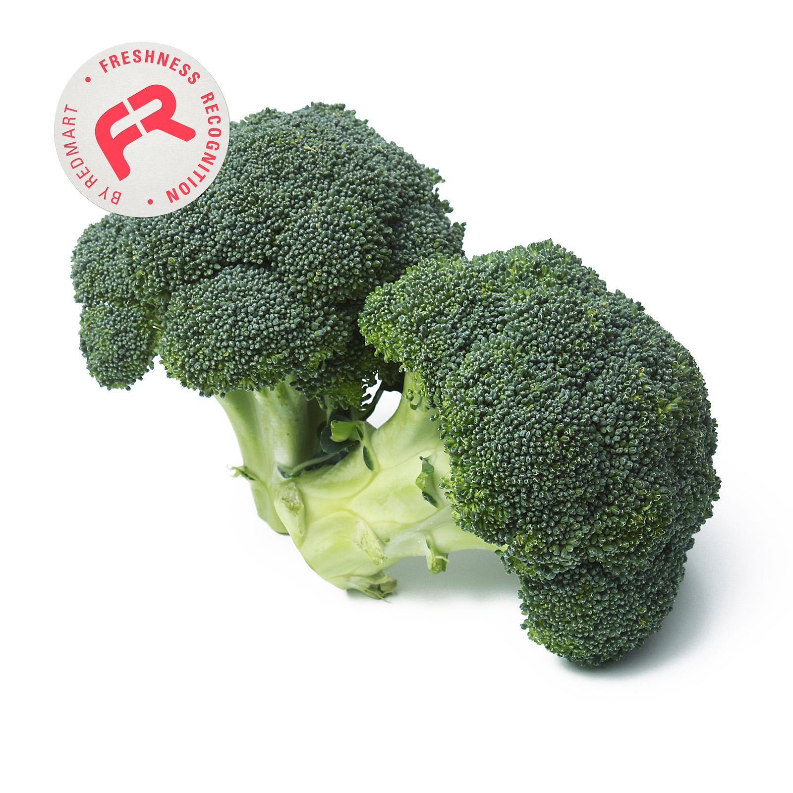 Organic 4 Life Organic Broccoli By Redmart.