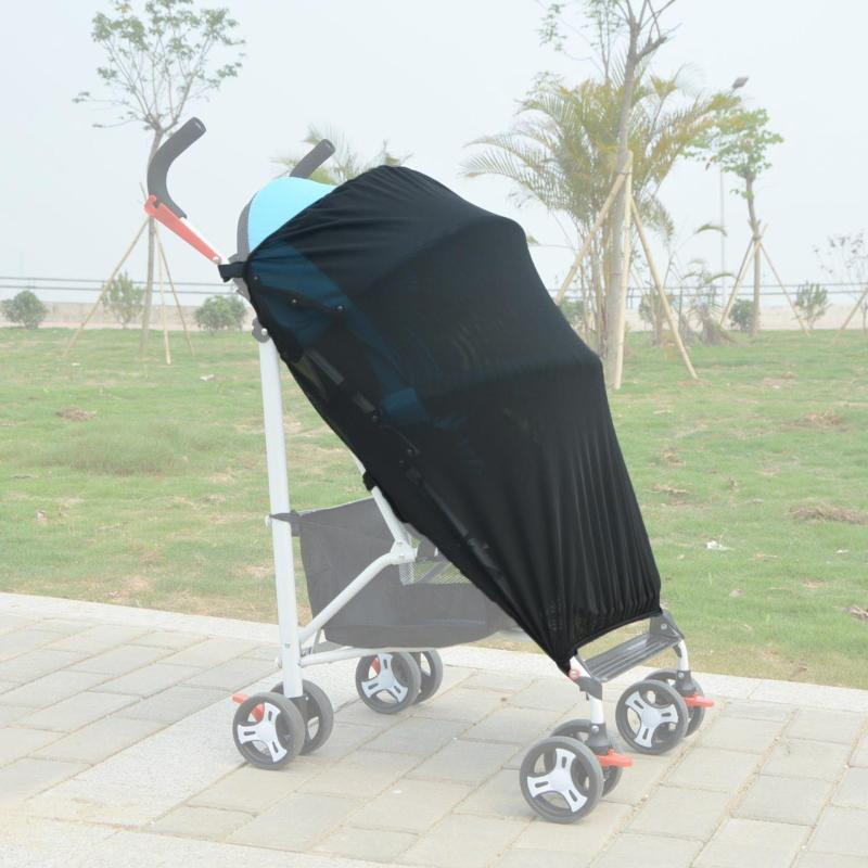 Universal Sun Shade & Mosquito Nets for Foldable Cabin Size Stroller Singapore