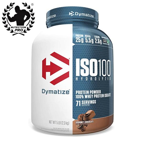 Buy Dymatize - ISO100 HYDROLYZED (5 LBS) Singapore
