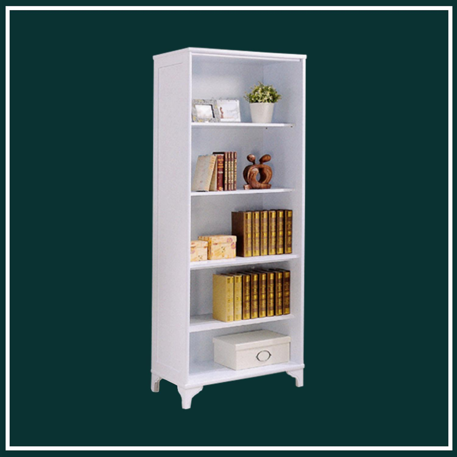 LIVING MALL_Ellis Bookshelf_FREE DELIVERY