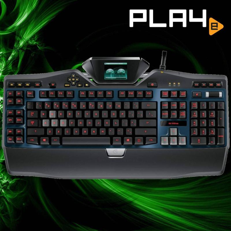 Logitech G19S Gaming Keyboard Singapore