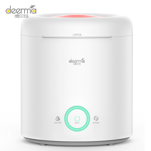 DEERMA F300 ULTRASONIC HUMIDIFIER/ Add Water from Top/ 2.5L CAPACITY/ AROMA DIFFUSER/ SG Plug/ Up to 12 Months SG Warranty Singapore