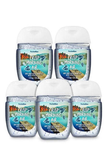 Buy 5-pack Bath & Body Works Pocketbac Hand Sanitizer Singapore