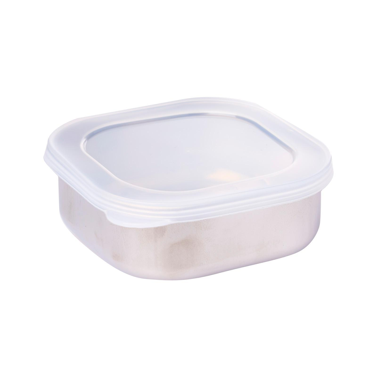 Echo Stainless Steel Container (Square)