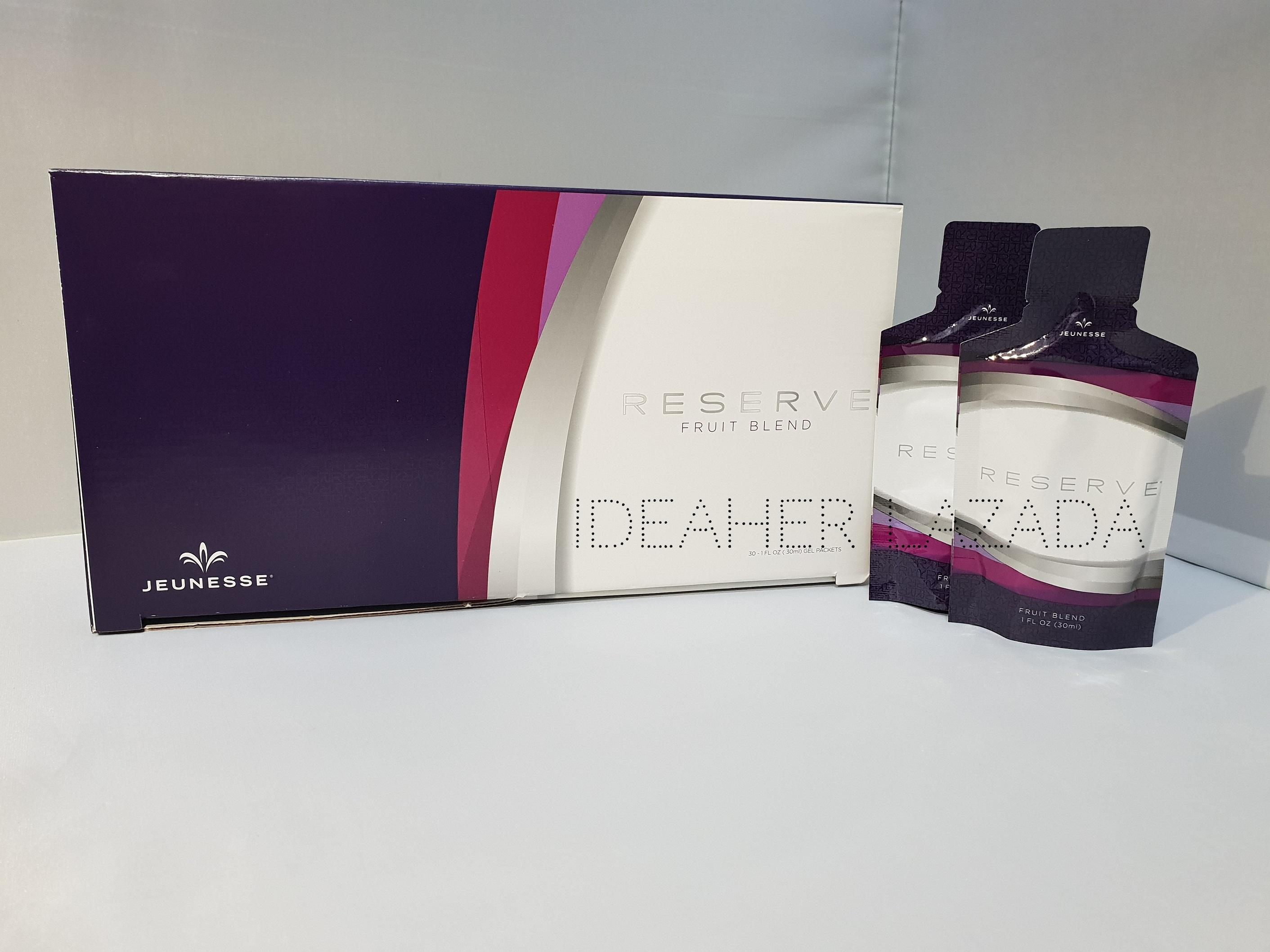 Jeunesse Reserve Fruit Blend 30 Packs (not Malaysia) - Anti Ageing, Antioxidant, Metabolism, Constipation, Boost Energy By Ideaher.