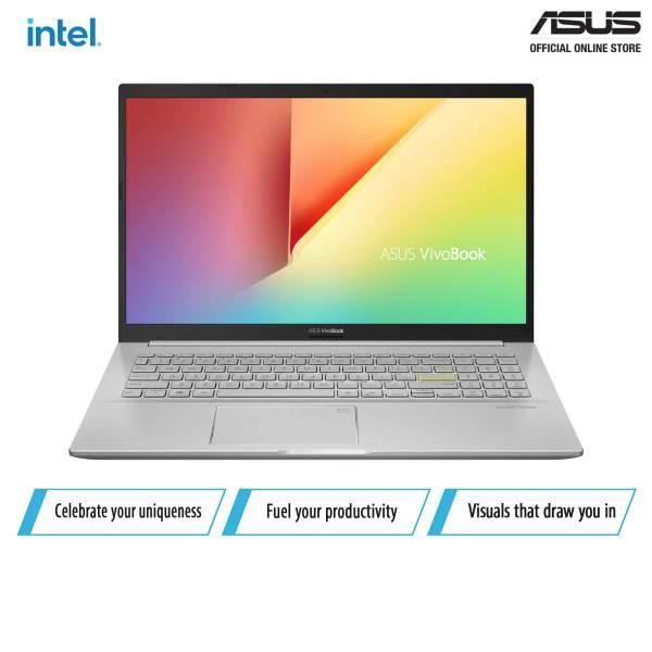 ASUS  VIVO BOOK / K513EA-BQ1294T/15.6 /Intel® Core™ i5-1135G7 Processor /8GB DDR4 on board + 8GB DDR4 SO-DIMM/ 512GB M.2 NVMe™ PCIe® 3.0 SSD