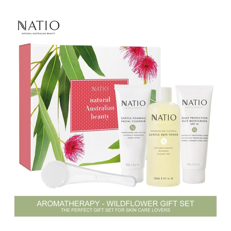 Buy Natio Aromatherapy - Wildflower Gift Set Singapore