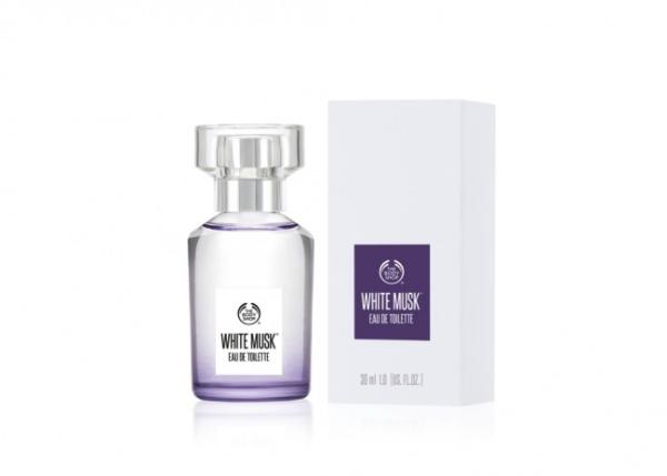 Buy The Body Shop White Musk® Eau de Toilette  (30ML) Singapore