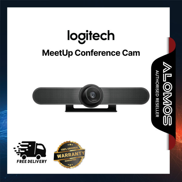 [Ready to Ship] Logitech MeetUp ConferenceCam   Local Manufacturer Warranty