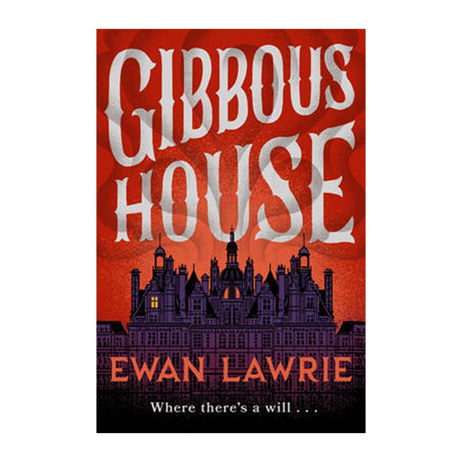 Gibbous House (Paperback)