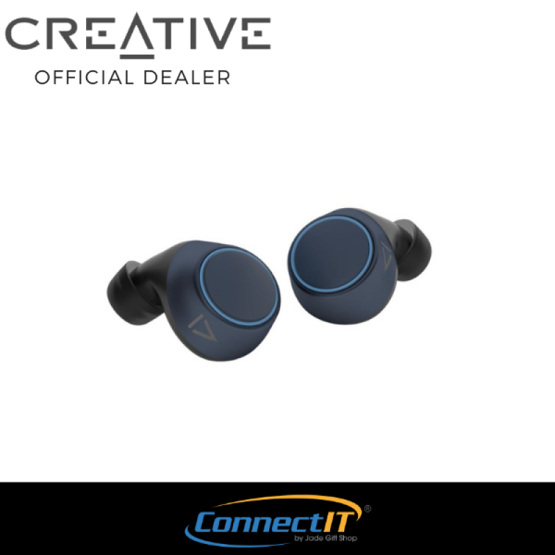 Creative Outlier Air V2 Wireless Earbuds Bluetooth 5.0 Earbuds With IPX5 rating (1 Year Local Warranty) Singapore