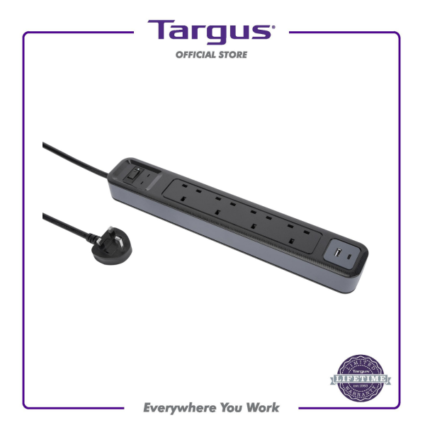 Targus Smart Surge PLUS (USB-C PD 42W)  APS20AP