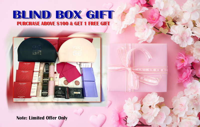 Buy Blind Box Gift | Over $100 to Get One Free Gift (DONOT ORDER - For Free Gift Only) Singapore
