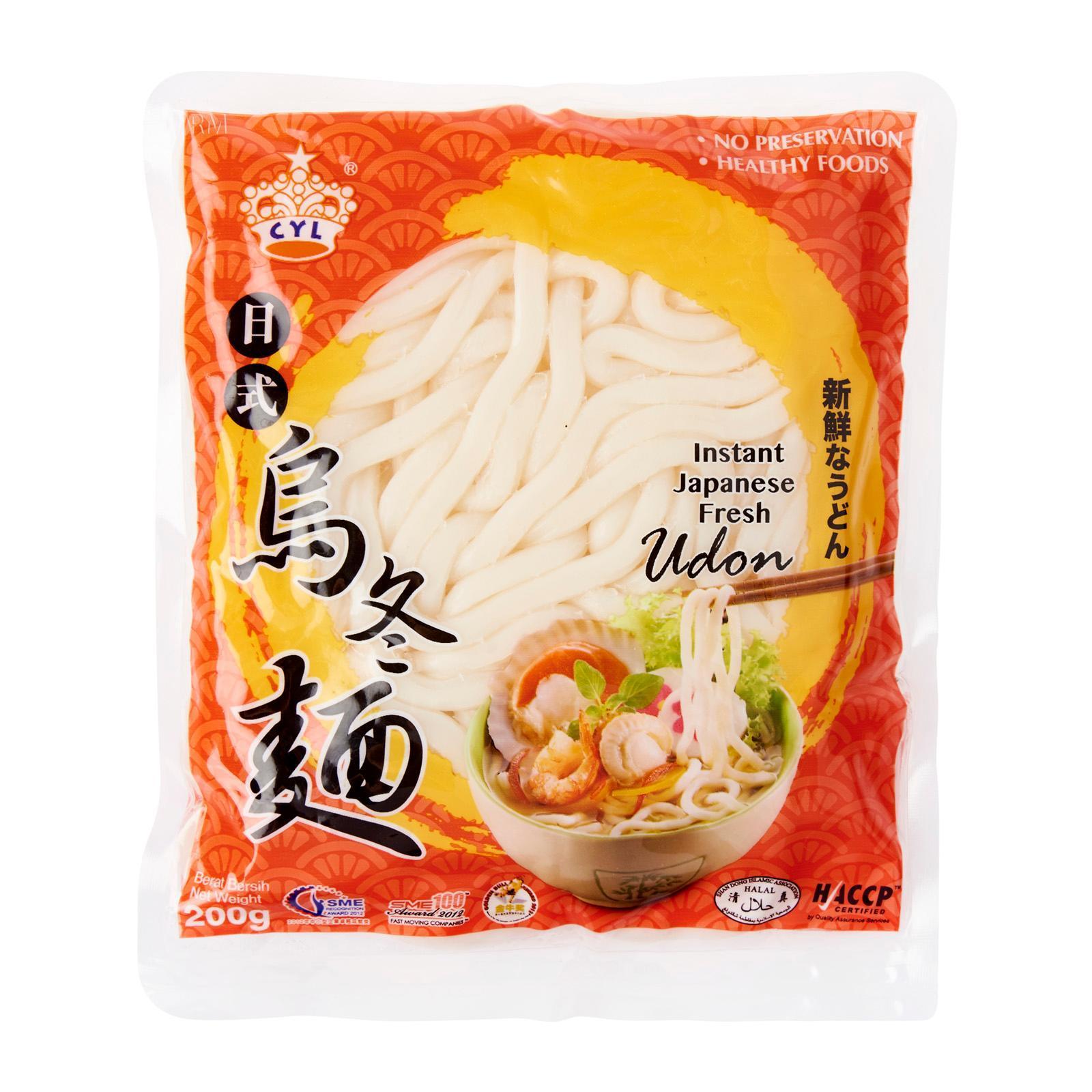 CB Instant Japanese Fresh Udon
