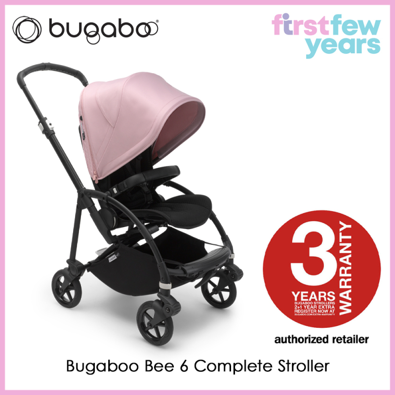 Bugaboo Bee 6 Complete Stroller [NEW] Singapore