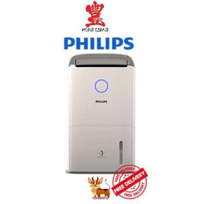 Philips Series 5000 2-In 1 Air Dehumidifier De5205 Singapore