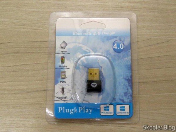 Mini Adaptor Bluetooth CSR 4.0 Dongle