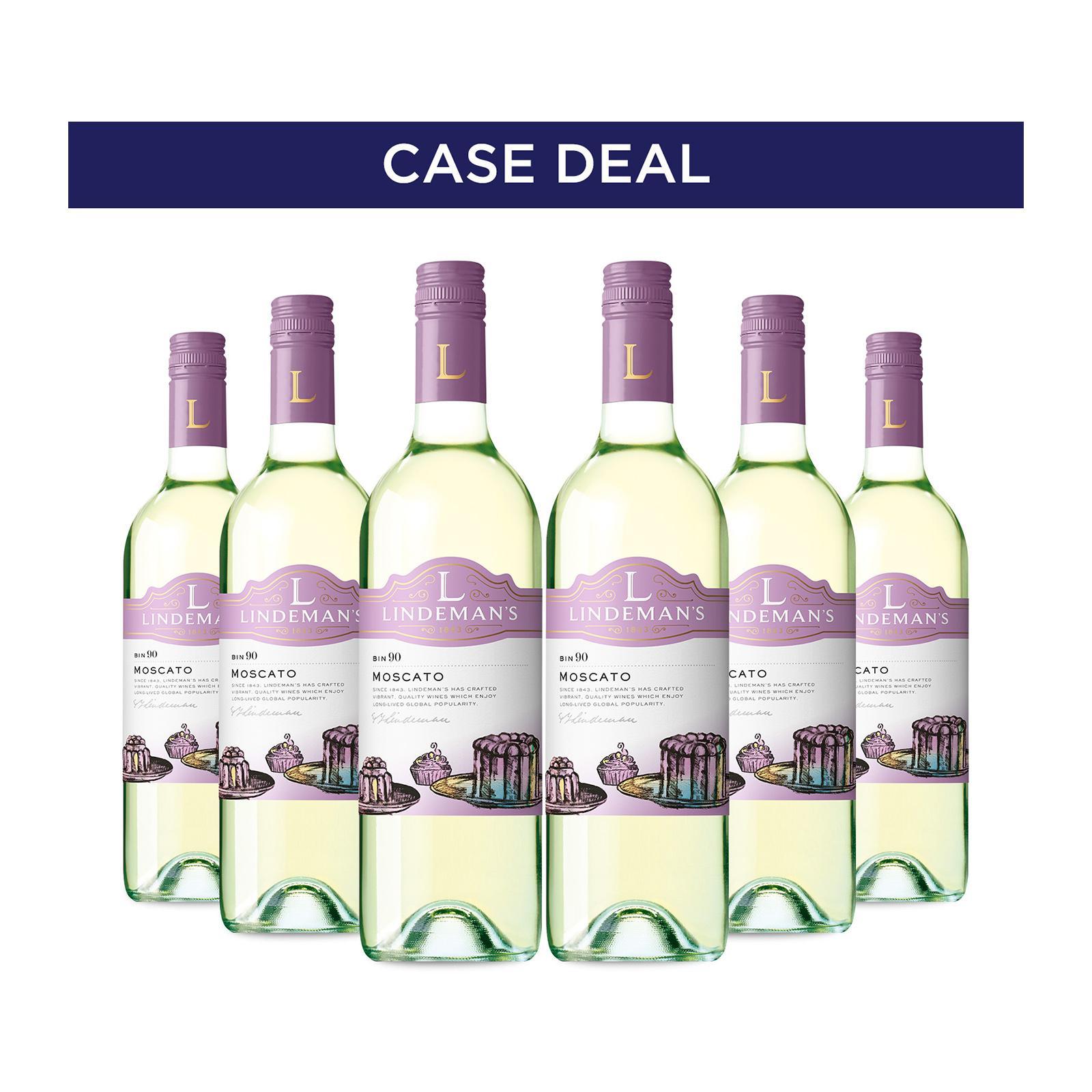 Lindeman's Bin 90 Moscato - Case