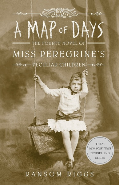 Miss Peregrines Peculiar Children 4: Map Of Days / English Young Adult Books / (9780141385921)