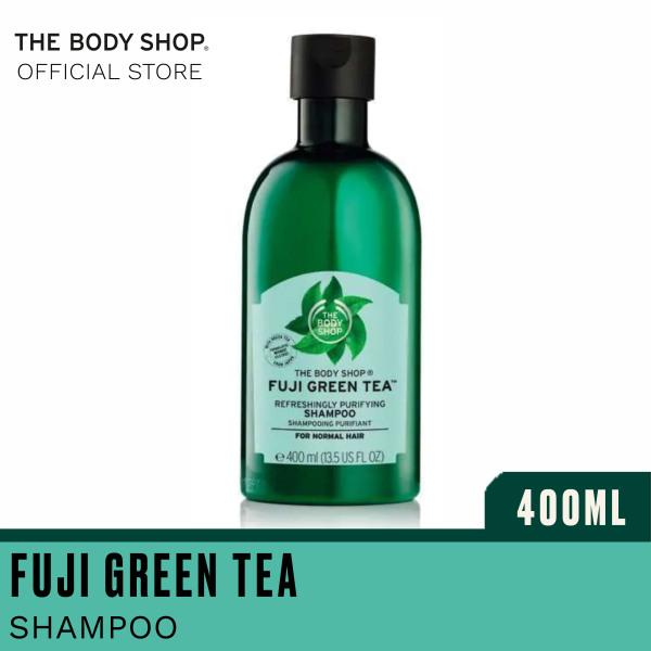 Buy The Body Shop Fuji Green Tea™ Refreshingly Purifying Shampoo(400ML) Singapore