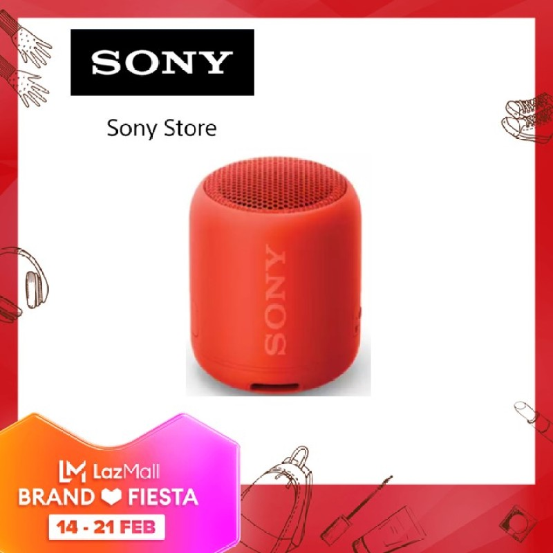Sony Singapore SRS-XB12/ XB12 Extra Bass Portable Wireless Speaker with Bluetooth Singapore