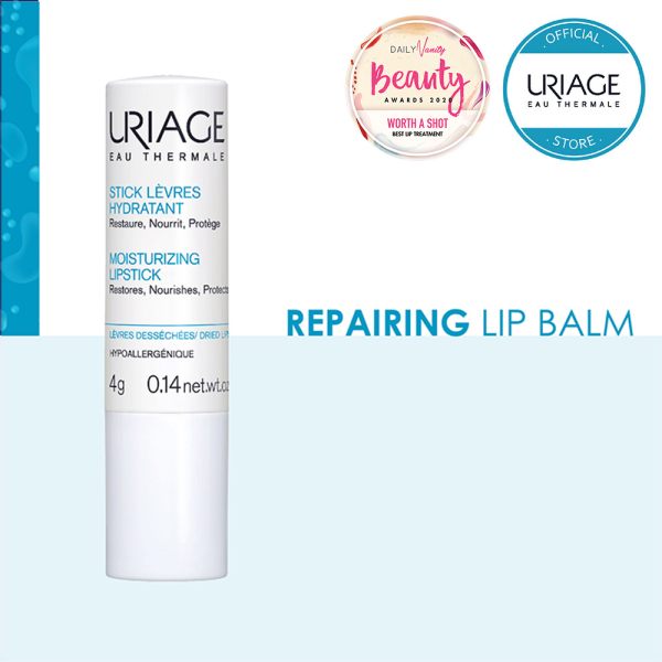 Buy Uriage Stick Lèvres (Lip Balm) (4g) Singapore