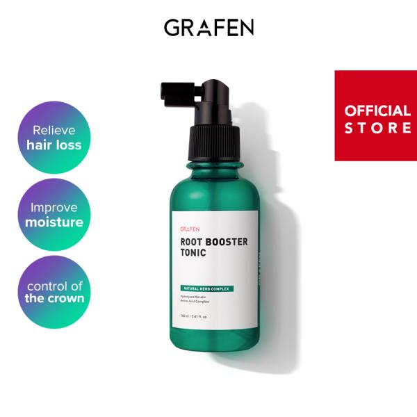 Buy [GRAFEN] Root Booster Tonic 160ml [Anti-hair loss] Singapore