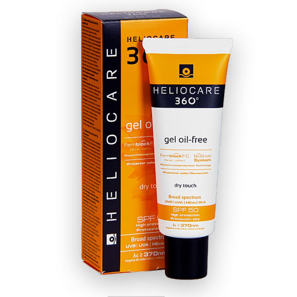 Buy Heliocare 360° Gel Oil-free SPF 50 Singapore