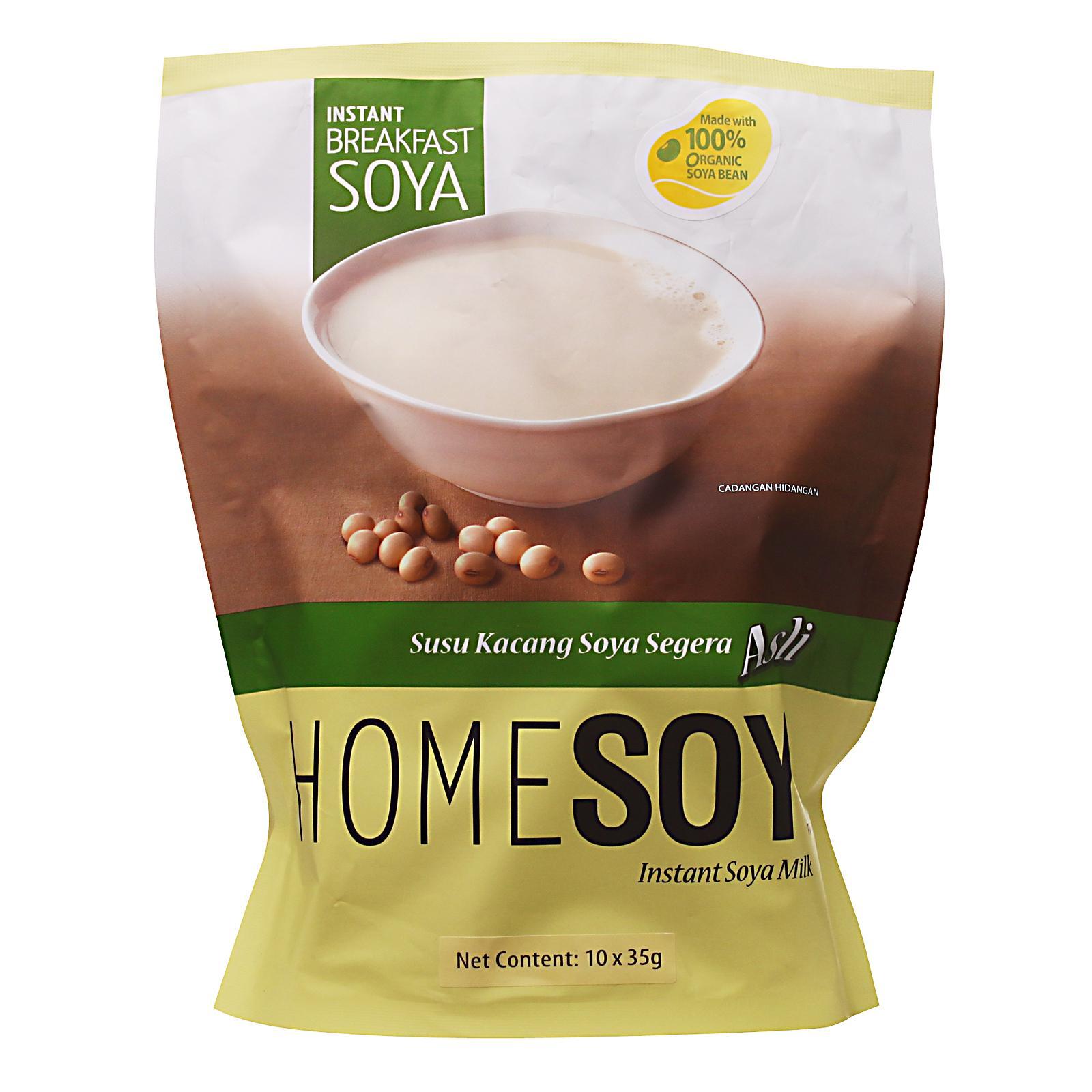 Homesoy Instant Original Flavor Soya Milk
