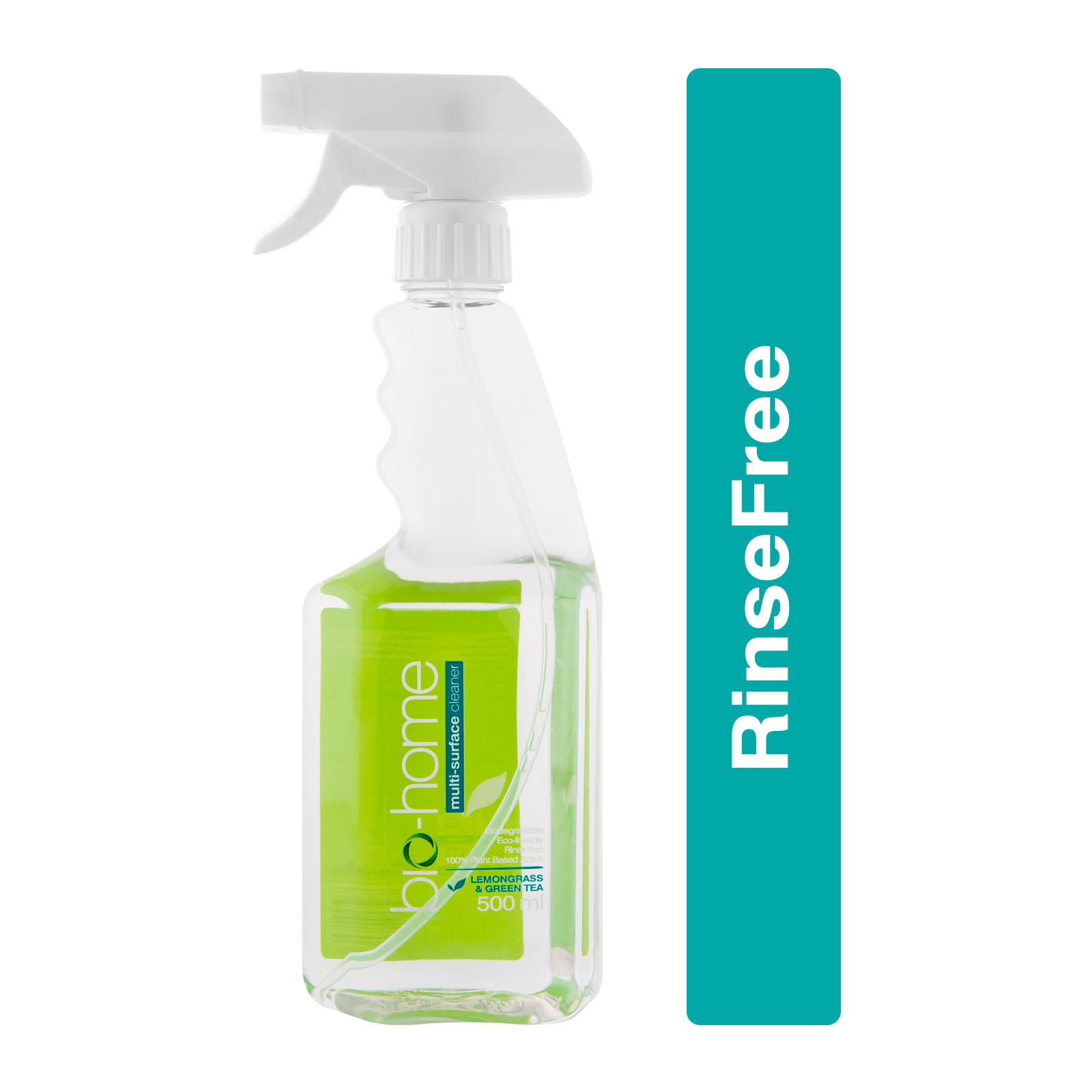 BIO HOME Multi Surface Cleaner Lemongrass& Green Tea 500ml