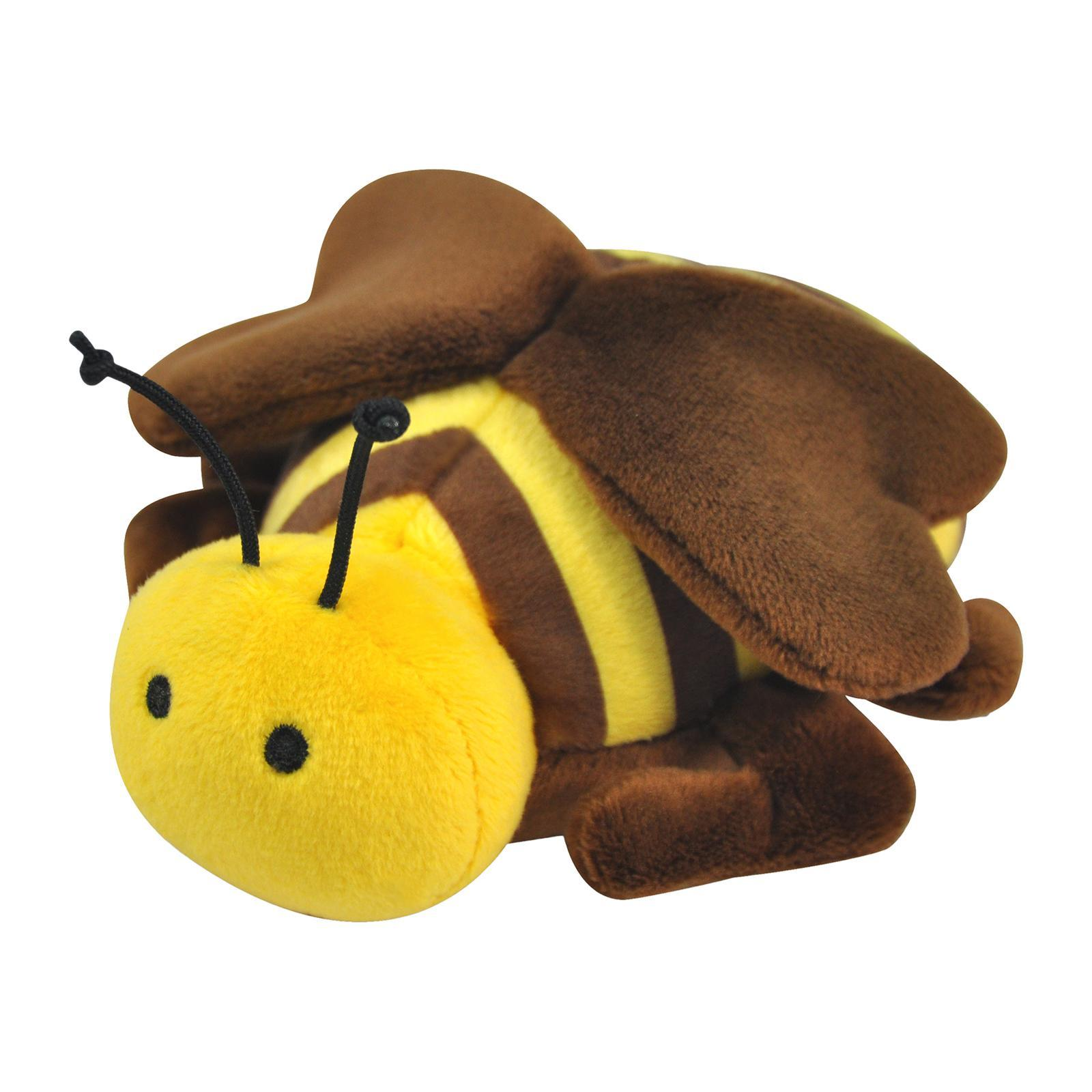 Ginger and Bear Dog Toy - Bugging Out : Bee