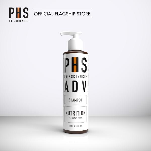 Buy PHS HAIRSCIENCE ADV Nutrition Shampoo 200ml-  Nourishing Shampoo That Leaves A Clean Hair Scalp Ready For Nourishment, Made in Korea Singapore