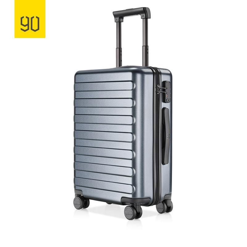 Xiaomi 90 Fun Seven Bar 20  inch Business CabinSize Luggage TSA Lock [Delivery Within 3 Days]