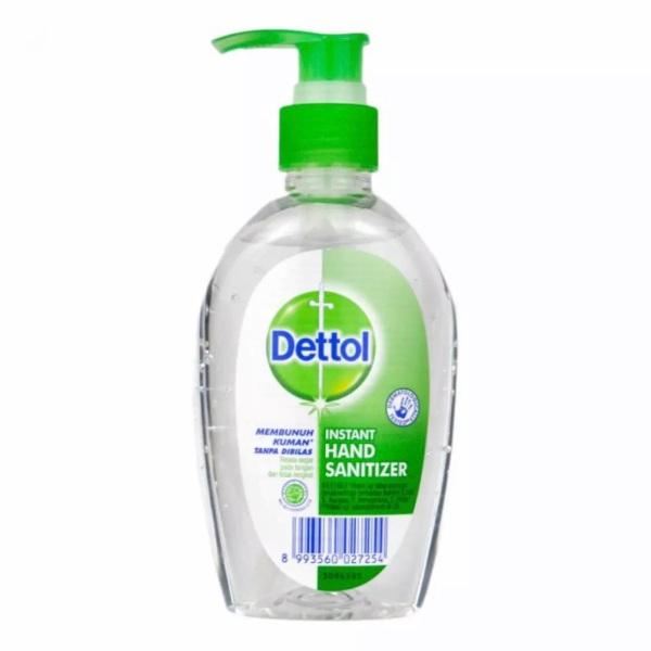 Buy Dettol Original Instant Hand Sanitizer 200ml ➰ Antiseptic ➰ Antibacterial ➰ Kill 99.9% Germs Viruses Singapore