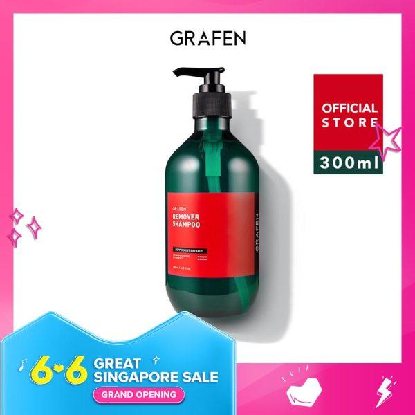 Buy [GRAFEN] Remover Shampoo 300ml Singapore