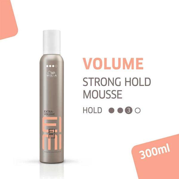 Buy Wella Professionals EIMI Extra Volume Strong Hold Volumizing Mousse (300ml) Singapore