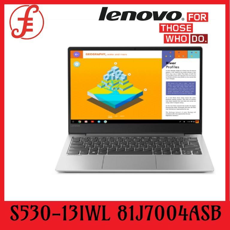 LENOVO S530-13IWL 81J7004ASB 13 3 IN INTEL CORE I7-8565U 8GB 512GB SSD WIN  10 (81J7004ASB)
