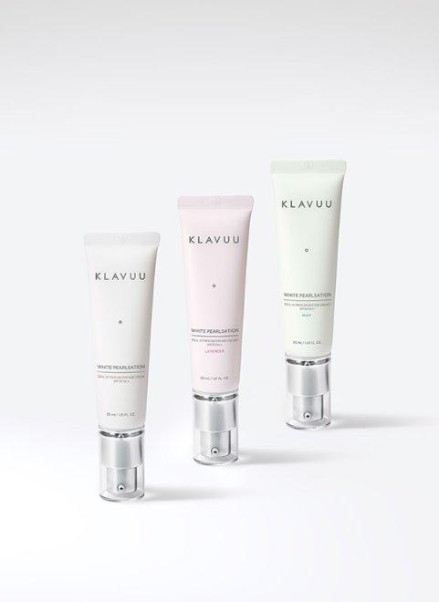 [KLAVUU] WHITE PEARLSATION Ideal Actress Backstage Cream MINT SPF30 PA++