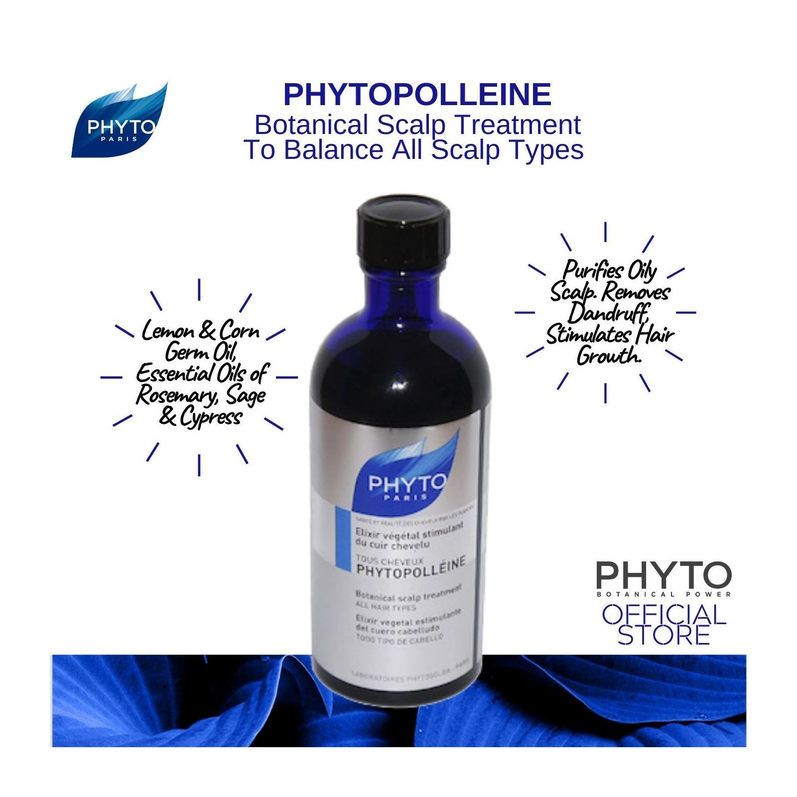 Phyto Phytopolleine Universal Elixir - Scalp Stimulant